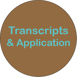 UC application and transcript review