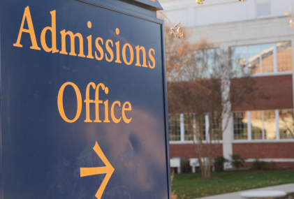 UC college admissions
