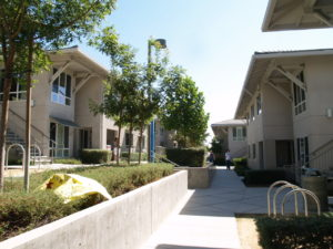 UC Merced dorms