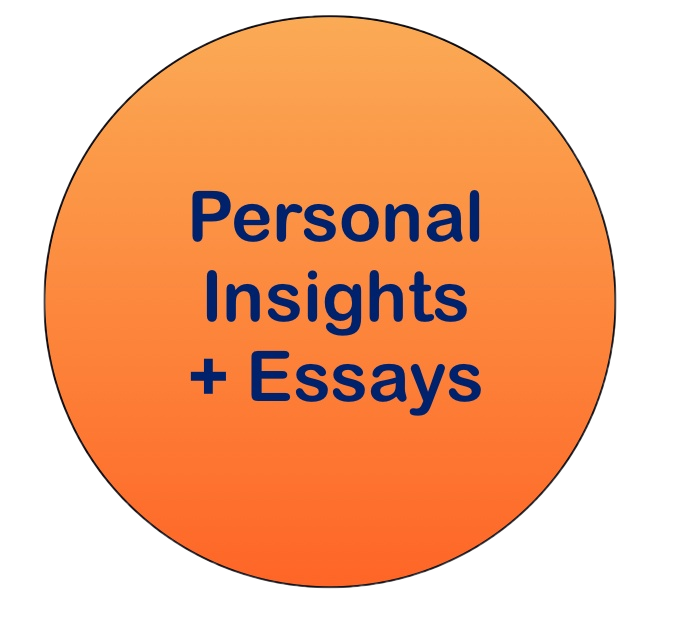 personal insights and essays